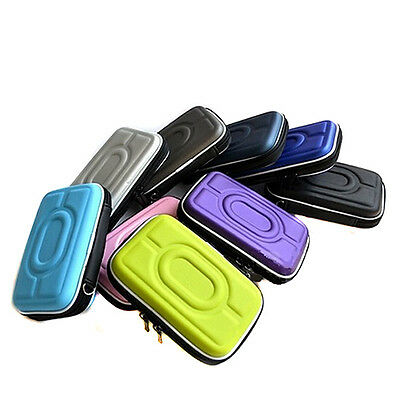 2.5'' Universal Shockproof Protect Case Bag Fr WD Seagate Portable Hard Drive LS
