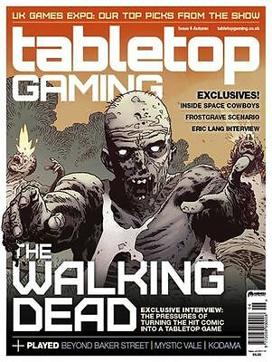 Tabletop Gaming Magazine - Issue 6 - Sent First Class