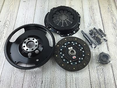 Mini R53 Supercharged Stage 2 Competition Clutch + Solid Mass Flywheel, W11B16A