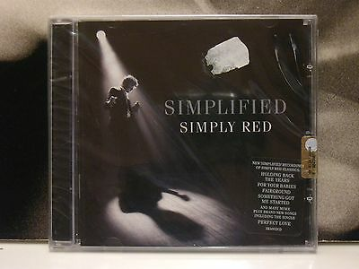 Simply Red - Simplified Cd Nuovo Sigillato New Sealed 2005