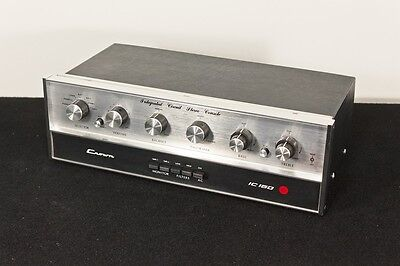 Crown Ic150 Preamp (For Project/parts)