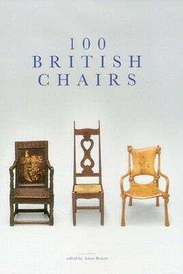 100 British Chairs  9781851497973