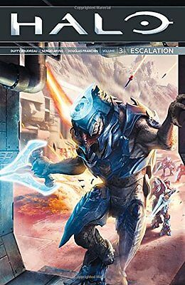Halo: Escalation Volume 3 Reed  Brian 9781616557591