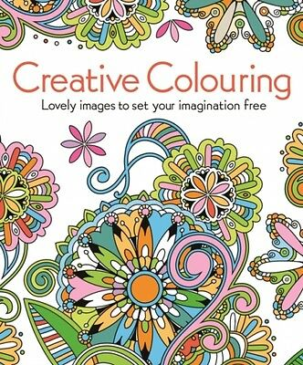 Creative Colouring Book 2 Arcturus Publishing 9781785991769