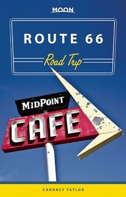 Moon Route 66 Road Trip Taylor  Candacy A. 9781631210716