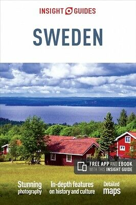 Insight Guides: Sweden Insight Guides 9781780055343