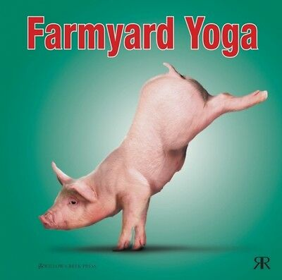 Farmyard Yoga Willow Creek Press 9781841613963