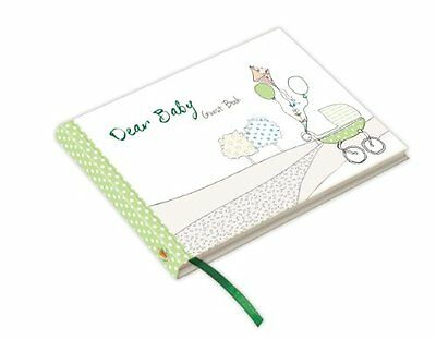 Dear Baby Guest Book From You To Me 9781907048548