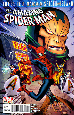 Amazing Spider-Man Issue 662 - Avengers Academy Appear