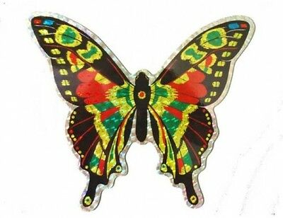 Clark Collection CC52071 Large Multi Colored Butterfly Door Screen Saver