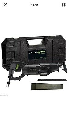 Dual Saw Reciprocating Blade Sawzall RS 1000  Brand New In Box Free Shipping!!!