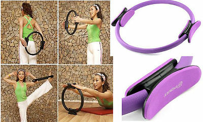 "14"" 14 Inch Magic Ring Circle for Home Pilates & Yoga Fitness Training Workout"