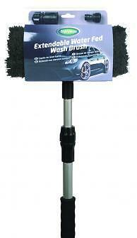 Carplan Triplewax Extendable Car Water Fed Wash Brush New.