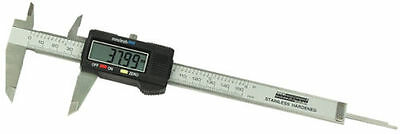 Digital caliper electronic lcd gauge micrometer vernier ruler palmer measuring