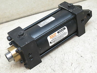 "Schrader Bellows,  Pneumatic Cylinder,  3 1/4""  Bore  X  5""  Stroke,  Series Pa2"