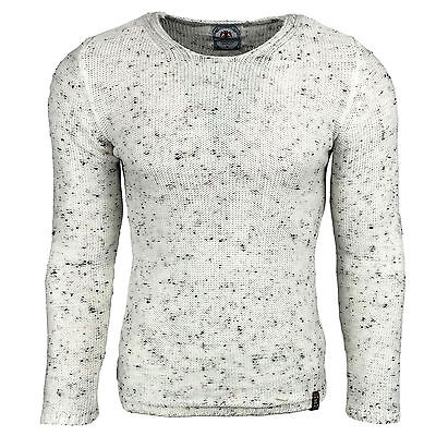 Subliminal Mode - Pull Over Fin Chic Homme Tricot SB-17013 Petite Maille