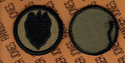 "B18 US Army OCP 24th Infantry Division /""First to Fight/"" Patch Hook /& Sew New"