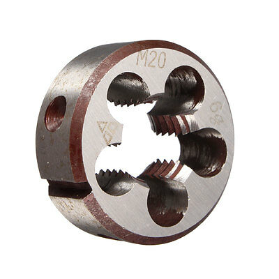 1Pcs Metric Threading Right / Left hand Thread Cutting Die Tool Alloy M3-M20 #1D