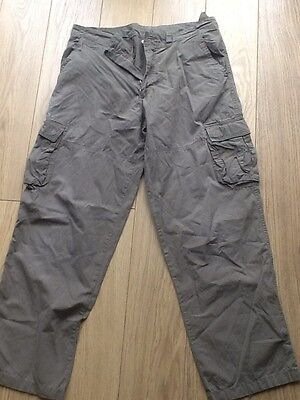 Men's Next Cargo Pants Size 34 R • £5.55 - PicClick UK