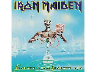 Iron Maiden - Seventh Son Of A Seventh Son - Unofficial - (N - N)