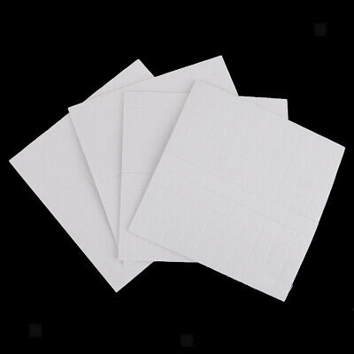 400 Double Sided Adhesive Foam Pad Sticky Fixer Scrapbooking Card Making 2mm