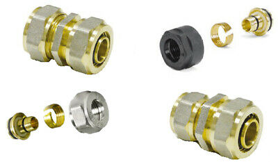 Screw Fitting System Press Composite Pipe Dvgw Coupling Euro Cone Bolted