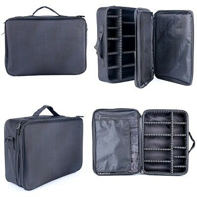 Professional Makeup Cosmetic Case Beauty Artist Storage Tool Holder Organizer