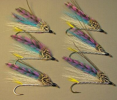 Top 10 Fly MULTI-PACK Sizes 4 6 and 8 The Best Atlantic Salmon Fly Set
