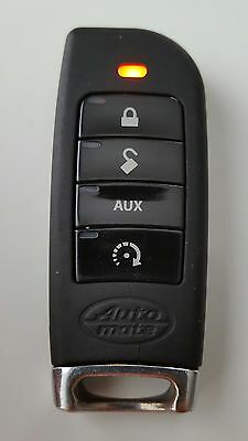 Automate 7242A 2-Way 4-Button Responder LED Remote Control car starter fob