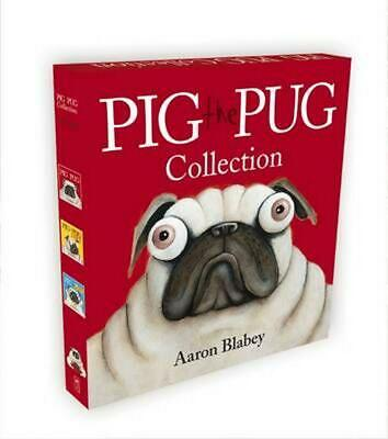 Pig the Pug Collection by Aaron Blabey Hardcover Book