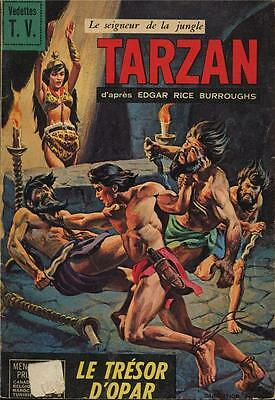 BD Tarzan le Seigneur de la Jungle No. 3 Edgar Rice Burroughs 1968