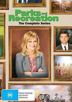 Parks And Recreation: The Complete Series   Season 1-7 Boxset - DVD Region 4