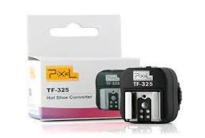 Pixel Hot Shoe Converter #TF-325 *NEW*