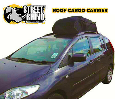 Peugeot 107 Universal Water Resistant 458L Roof Cargo Carrier