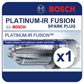 VW Golf Mk4 1.4 Estate 00-01 BOSCH Platinum-Ir LPG-GAS Spark Plug FR6LI332S