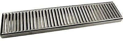 Countertop Drip Tray - 19 - Stainless Steel Kitchen bar  drain beer dispensing