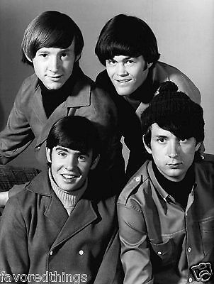 The Monkees  1966 8X10 Photo #155