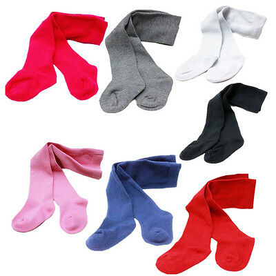 Newborn Baby Toddler Infant Kids Girls Cotton Tights Stockings Pantyhose