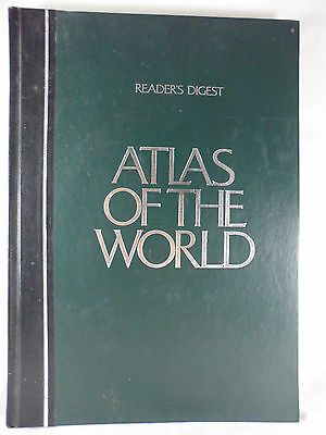 Readers Digest Atlas Of The World 1987
