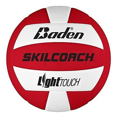 Baden SkilCoach Light Official Size 5 Synthetic Lightweight Training Volleyball