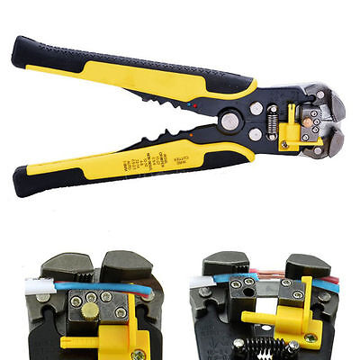 New Automatic Wire Stripper Cutter Crimping Pliers Multifunctional Terminal Tool