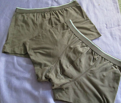 Fruit Of The Loom 2 or 4 Pair Classic Boxer Shorts / Trunks  95%Cotton Medium