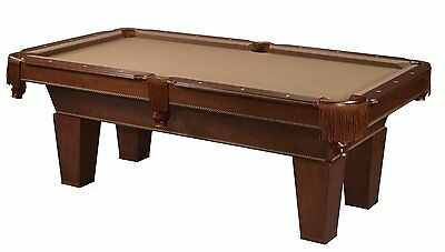 Fat Cat Frisco 7.5-Foot Billiard Game Table with Play Package / Model 64-0127