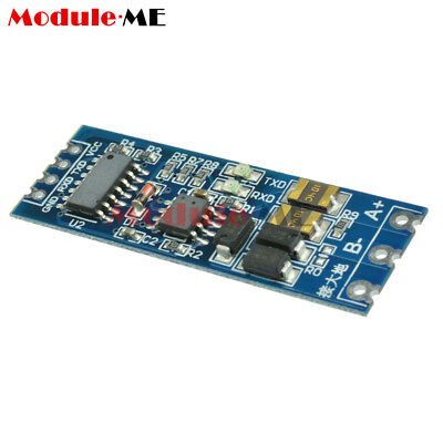 SCM TTL to RS485 Adapter 485 to UART Serial Port 3.3V 5V Level Converter Module