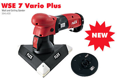 Flex WSE7 Handy-Giraffe® Wall And Ceiling Sander w/ Carry Case