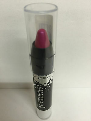 Collection Galactica Lip Butter Moisturising Lipstick 1 pink rush