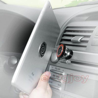 Magnetic Car Mount Holder for Tablets Ipad Mini Smart Phones iPhone 6Plus 6 5 4