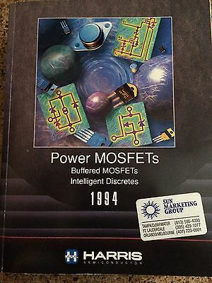1994 Harris Power MOSFETS Data Book