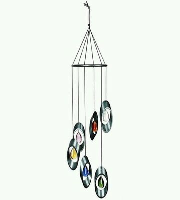 Woodstock Luxury Wind Chime Bellissimo Bells Large Olive Chakra Aluminium Bell