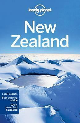 Lonely Planet New Zealand by Lonely Planet Paperback Book (English)